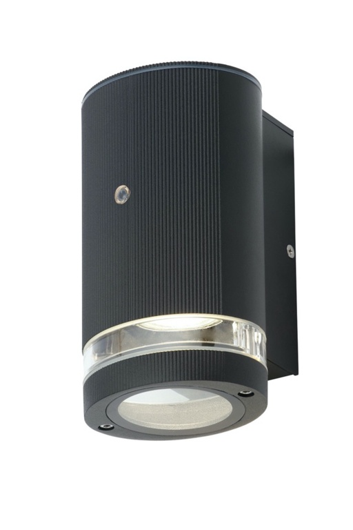 Zinc Helix Aluminium 1 Light GU10 - 35w