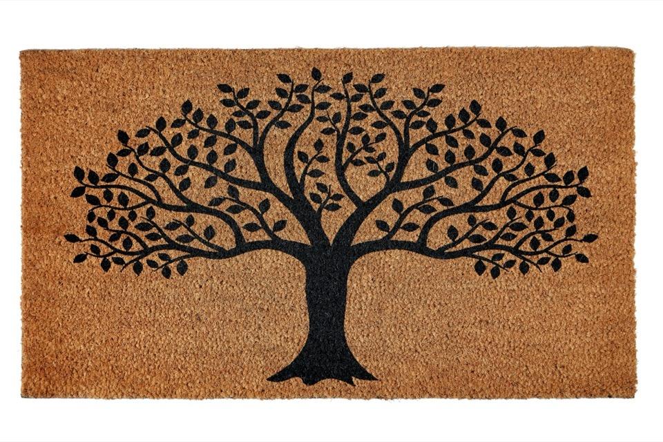 Groundsman Tree Of Life Doormat - 40x70cm