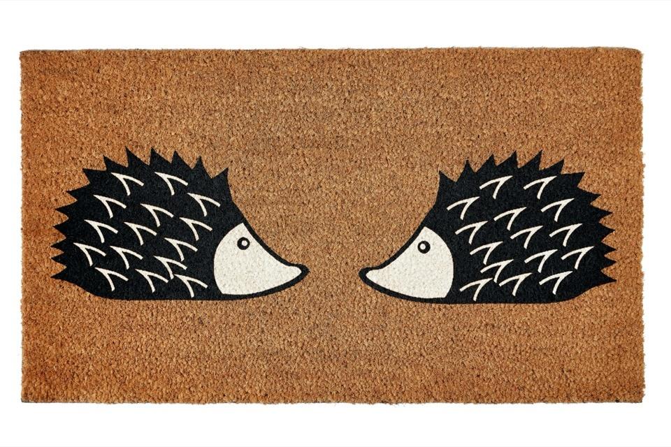 Groundsman Hedgehog Doormat - 40x70cm