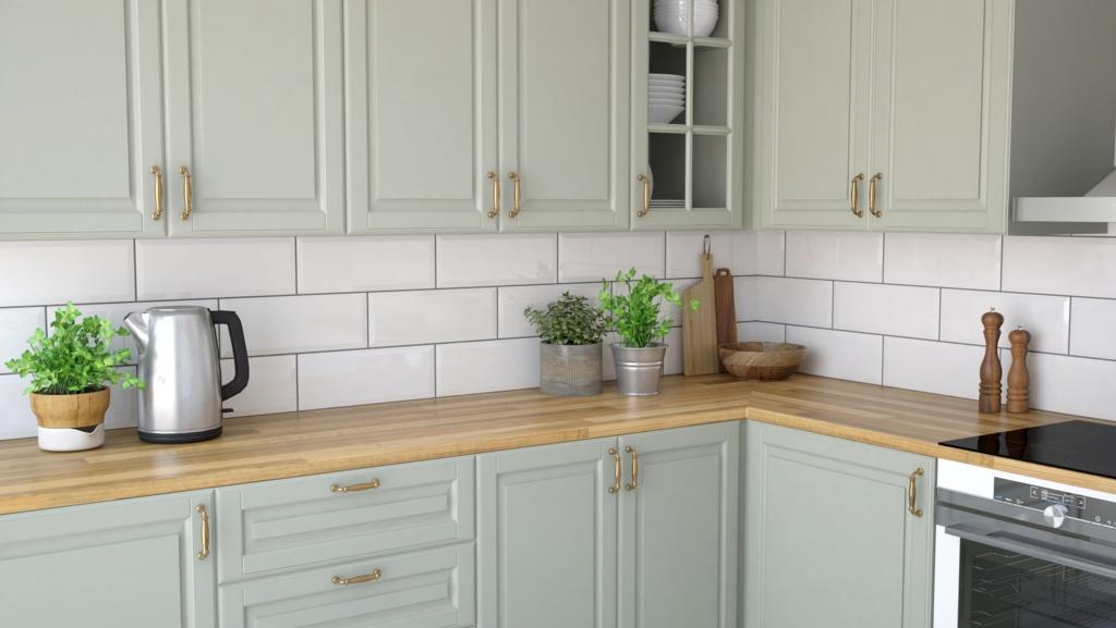 Johnson Tiles Bevel Wall Tile 400 x 150 x 10mm - Winter Gloss 1.02m2