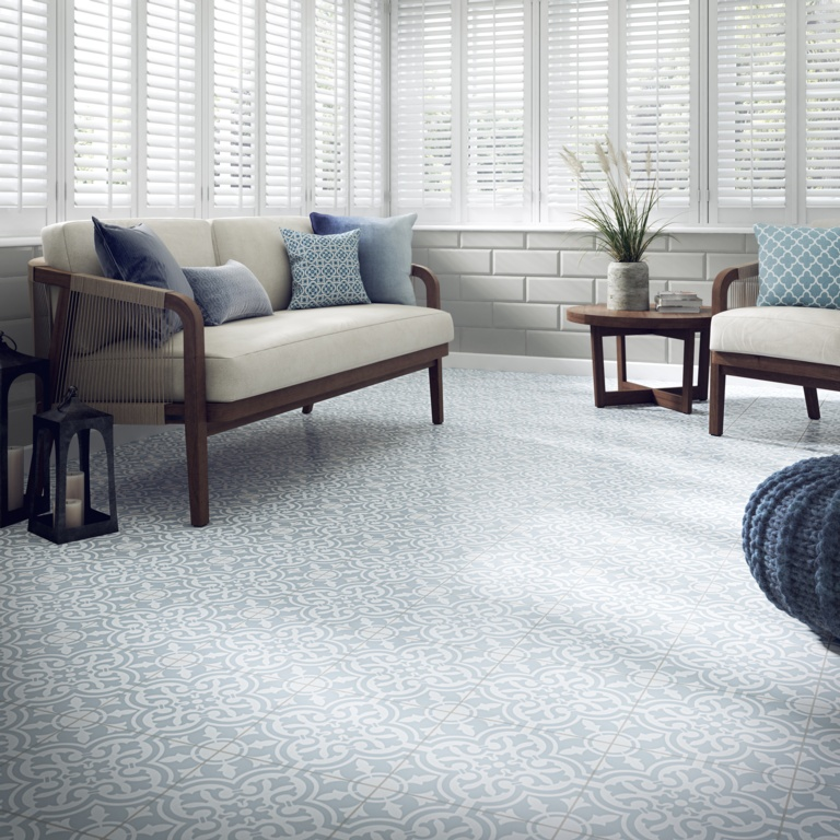Johnson Tiles Bevel Wall Tile 400 x 150 x 10mm - Whisper Gloss 1.02m2