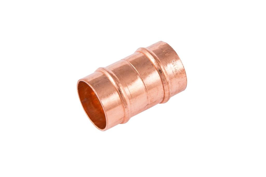 Securplumb SR1 Straight Couple Solder Ring - 22mm Pack 10