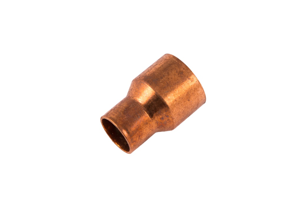 Securplumb WRAS Fit Reducer End Feed - 15x10mm Pack 10
