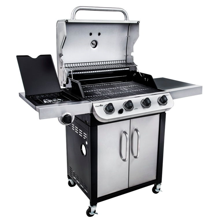 Charbroil Convective 440s BBQ - Silver