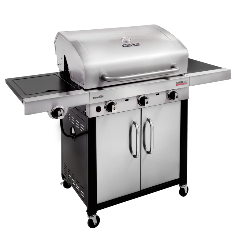 Charbroil Performance 340s BBQ - Silver
