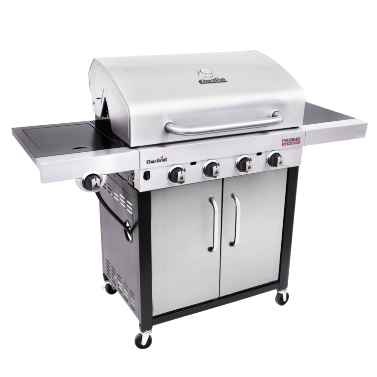 Charbroil Performance 440s BBQ - Silver