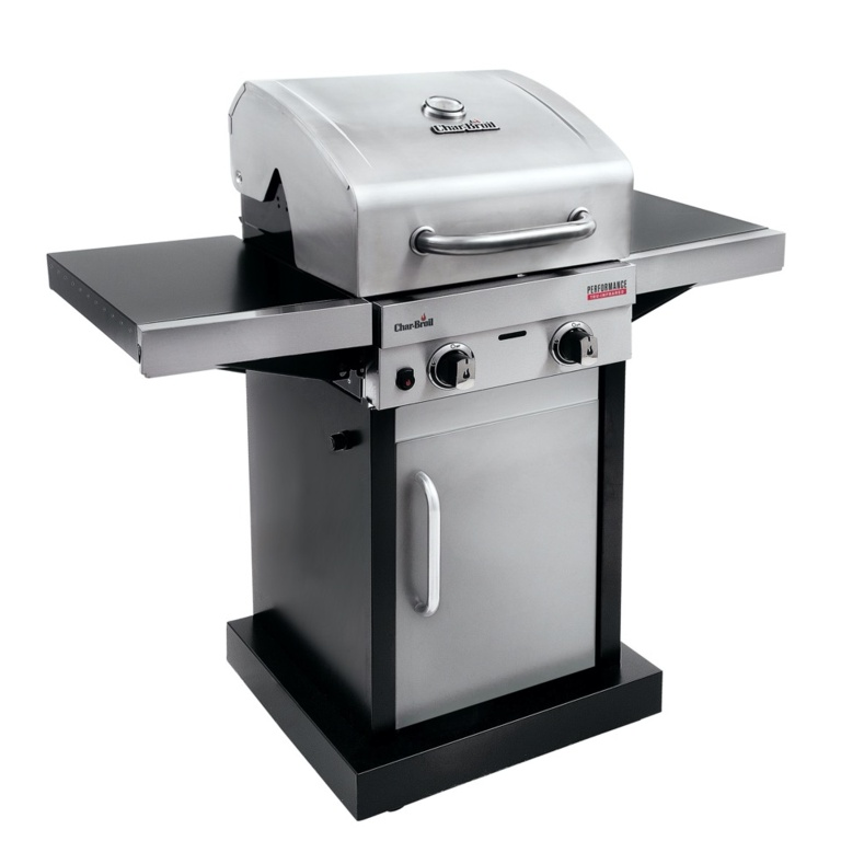 Charbroil Performance 220s - Silver