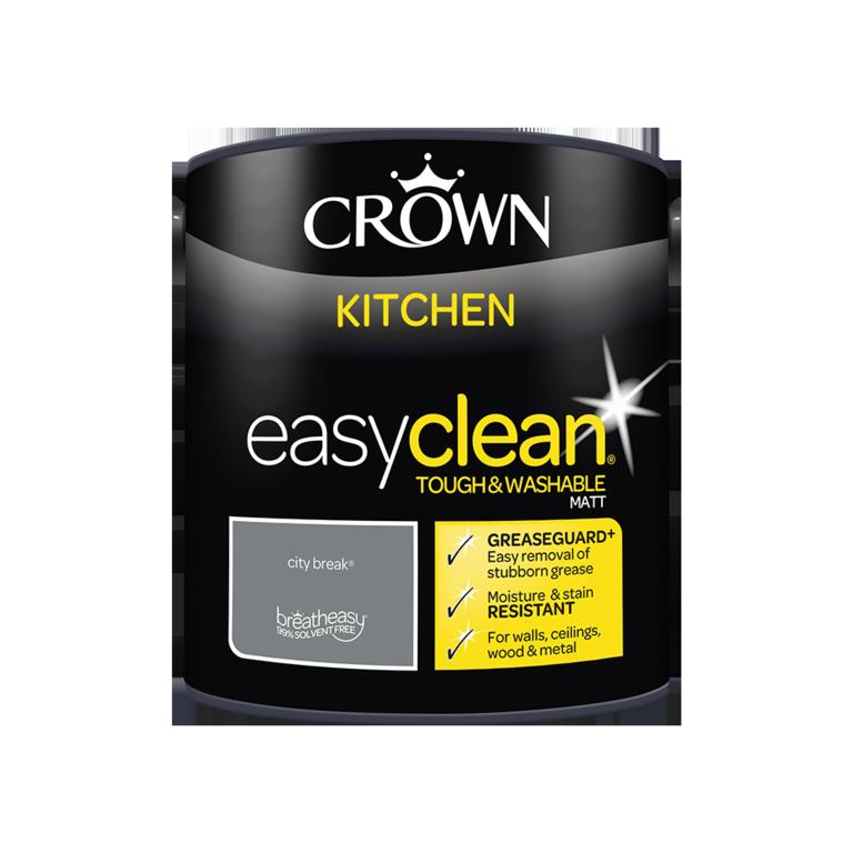 Crown Easyclean Kitchen Matt 2.5L - City Break