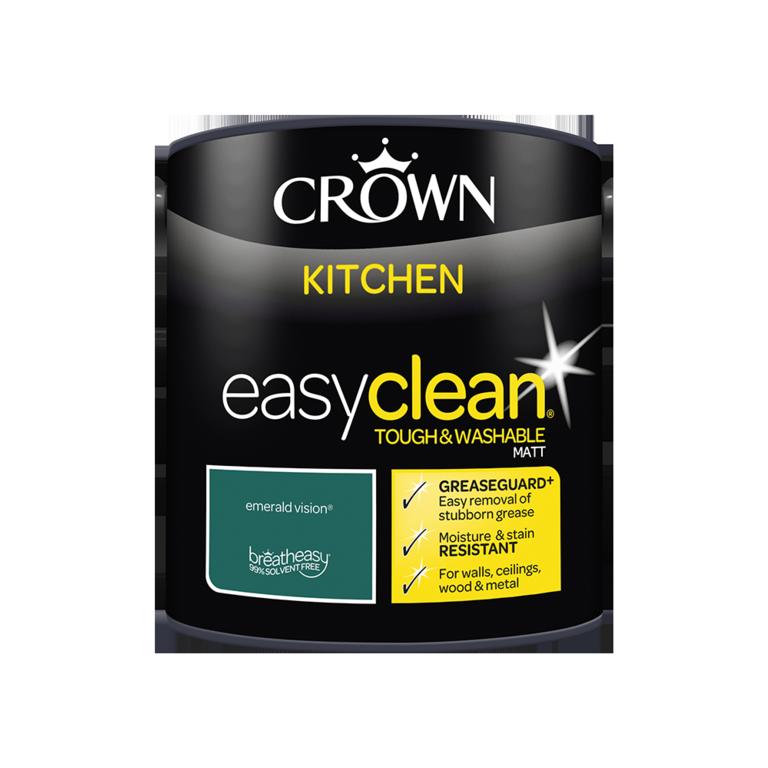 Crown Easyclean Kitchen Matt 2.5L - Emerald Vision