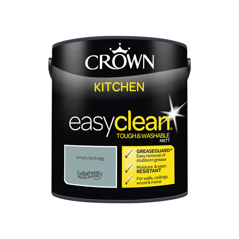 Crown Easyclean Kitchen Matt 2.5L - Simply Duck Egg