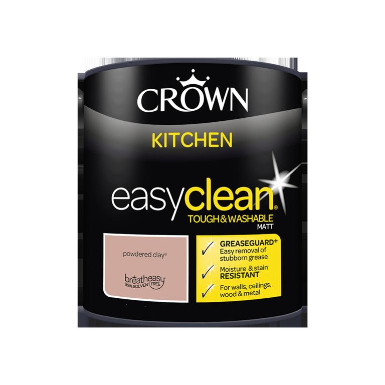 Crown Easyclean Kitchen Matt 2.5L - Powdered Clay