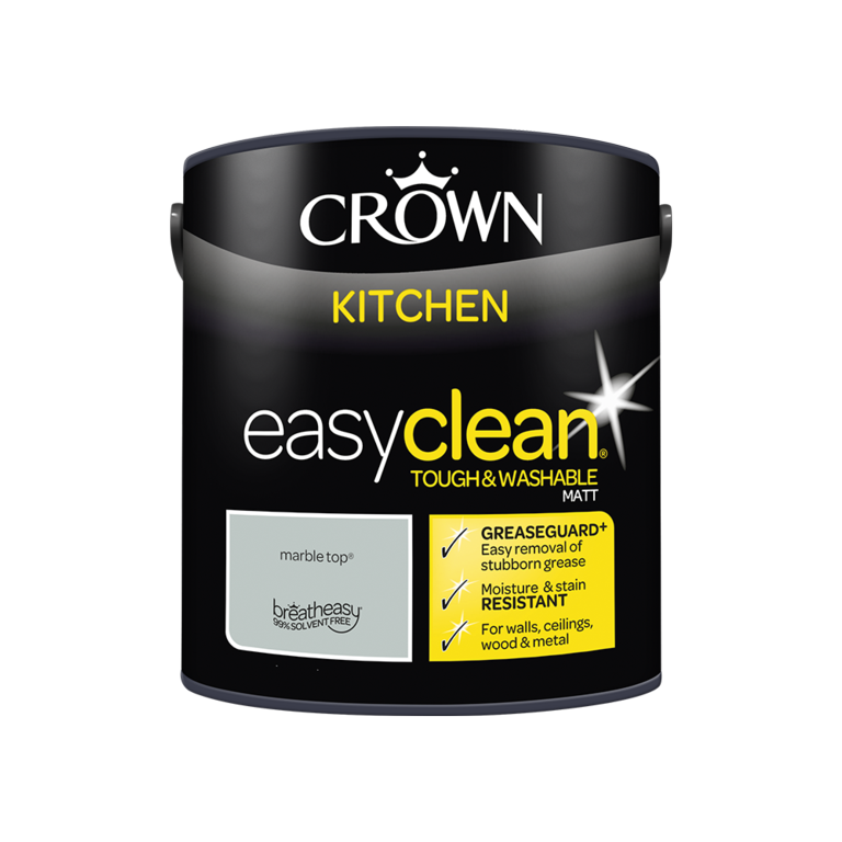 Crown Easyclean Kitchen Matt 2.5L - Marble Top