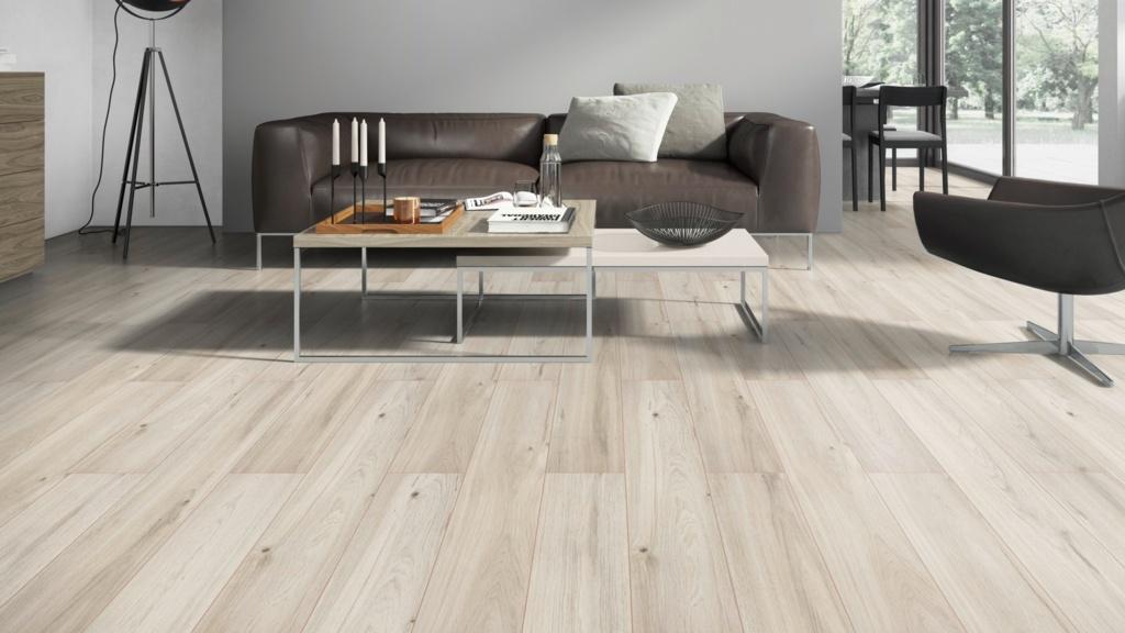 Classen Laminate Floor 12mm x 1.496m2 - Beige Grey Oak