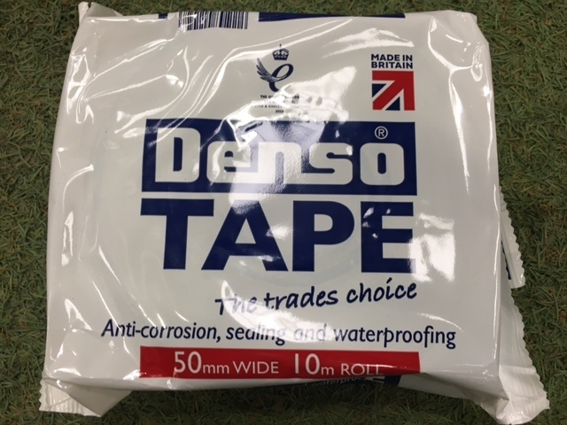 Denso Anti Corrosion Tape - 10m x 50m