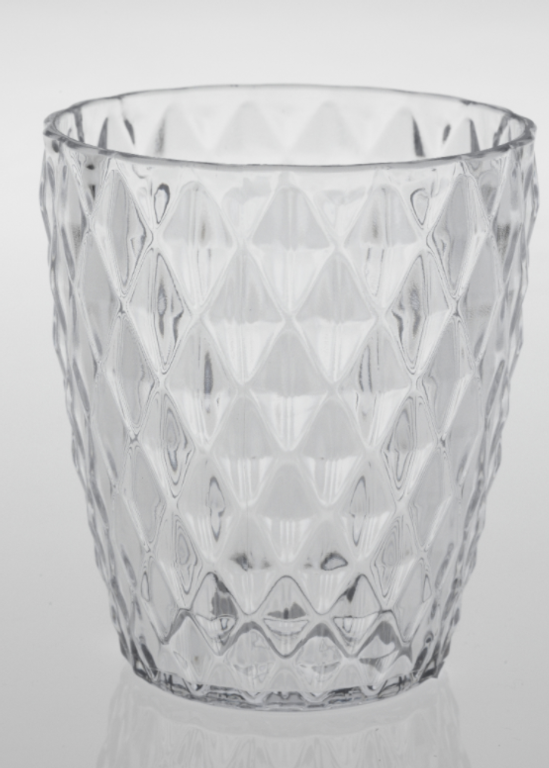 Casa & Casa Capri 25cm Glass - Clear
