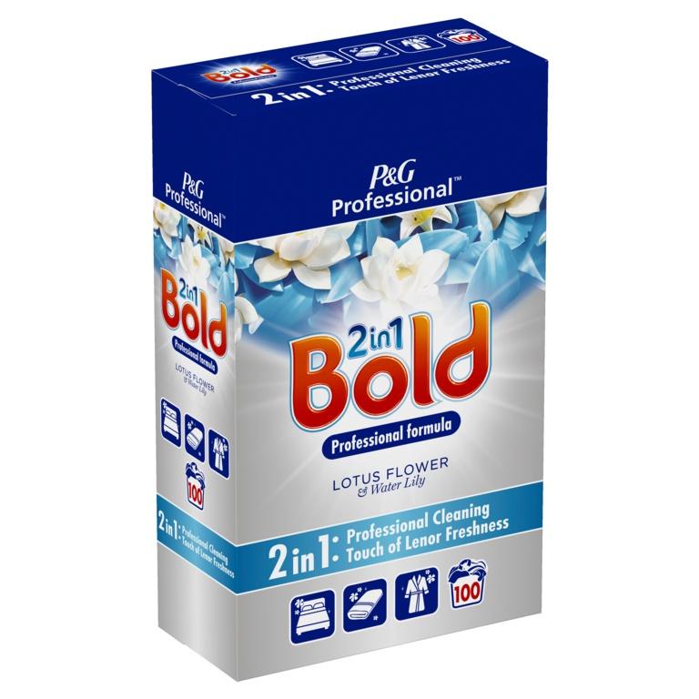 Bold Professional Formula Powder 100 Washes - 6.5kg Lotus Lily
