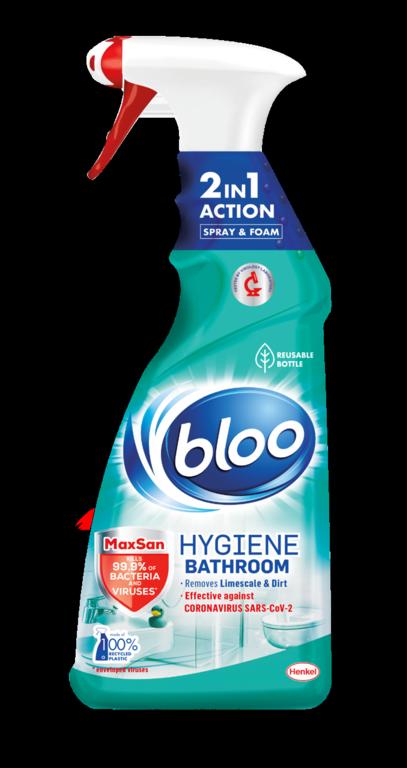 Bloo Hygiene Bathroom - 750ml