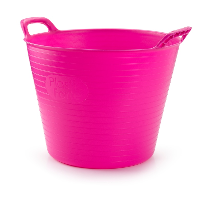 Plasticforte Eco Tub - 42L Pink