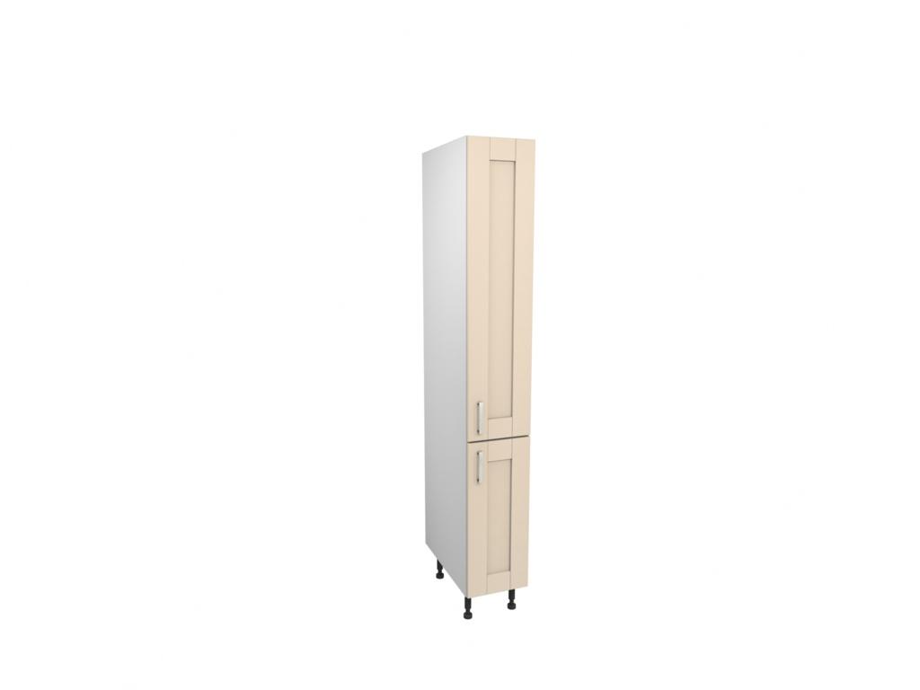 Gower Rapide Verona Cream Larder Door - 1244 x 300mm