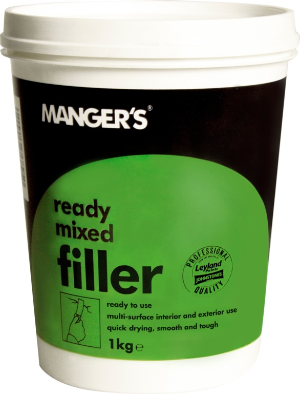 Mangers All Purpose Ready Mixed Filler - 1kg