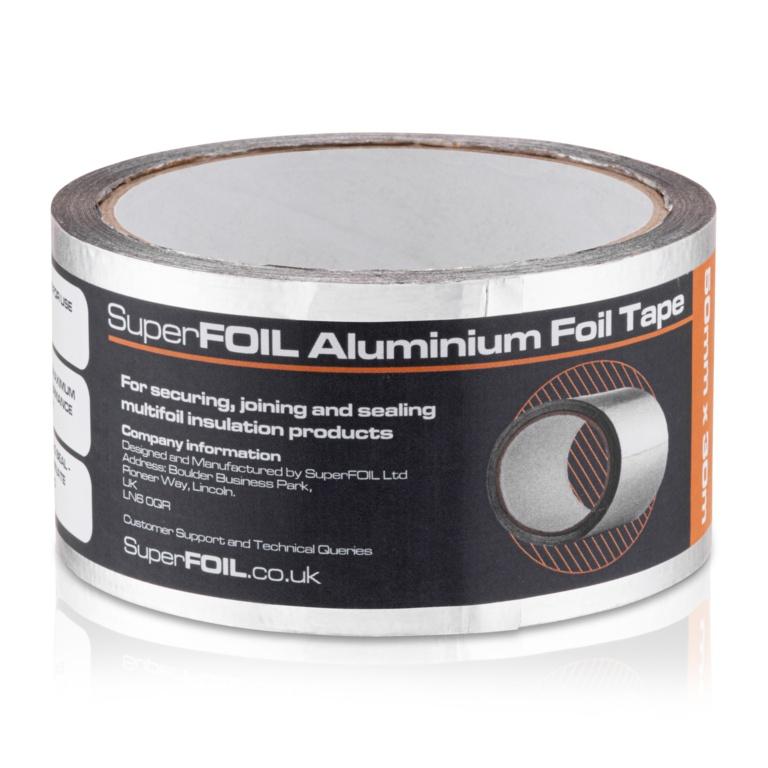 Superfoil Aluminium Foil Tape