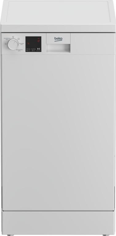 Beko Slimline 10 Place LED Dishwasher