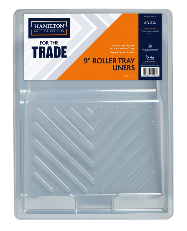 """Hamilton For The Trade Roller Tray Liner - 9"""""""