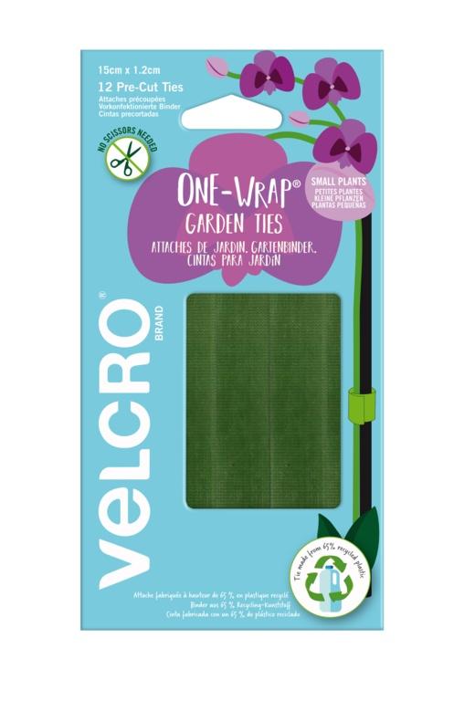 Velcro One Wrap Plant Ties - 15 x 1.2cm