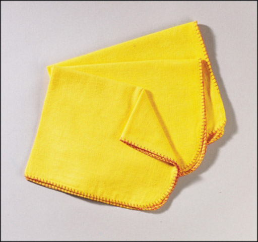 Robert Scott Standard Yellow Duster Pack 10 - 20 x 18