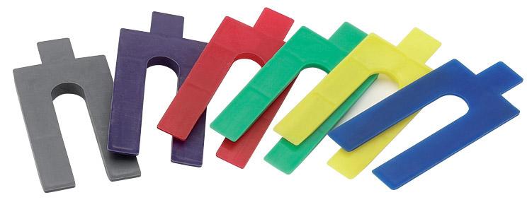 Draper 100 Plastic Frame Packers - 600mm