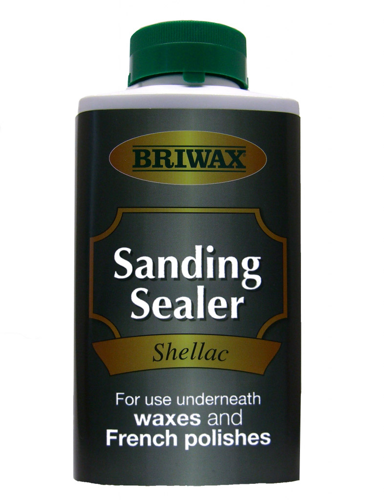 Briwax Shellac Sanding Sealer - 500ml