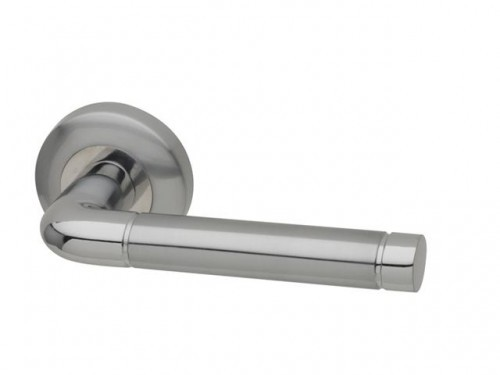 Intelligent Apollo Round Rose Lever Handle