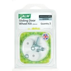 ALM Sliding Door Wheel Kit Pack of 2