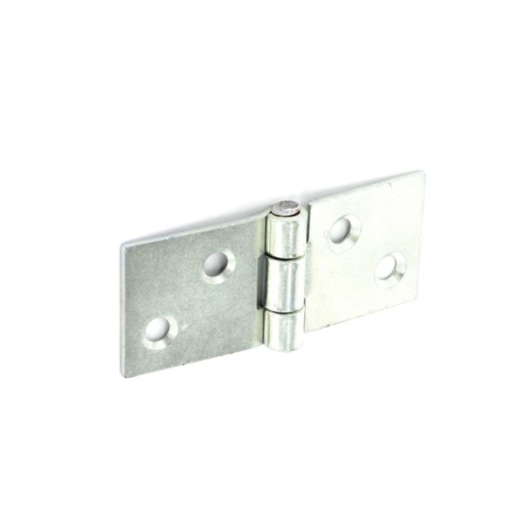 Securit Backflap Hinges Zinc Plated (Pair) - 50mm