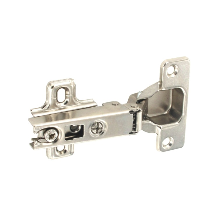 Securit Concealed Hinges Sprung Zinc Plated (Pair) - 35mm