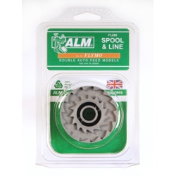 ALM Spool and Line Double Auto