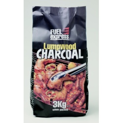 Fuel Express Lumpwood Charcoal