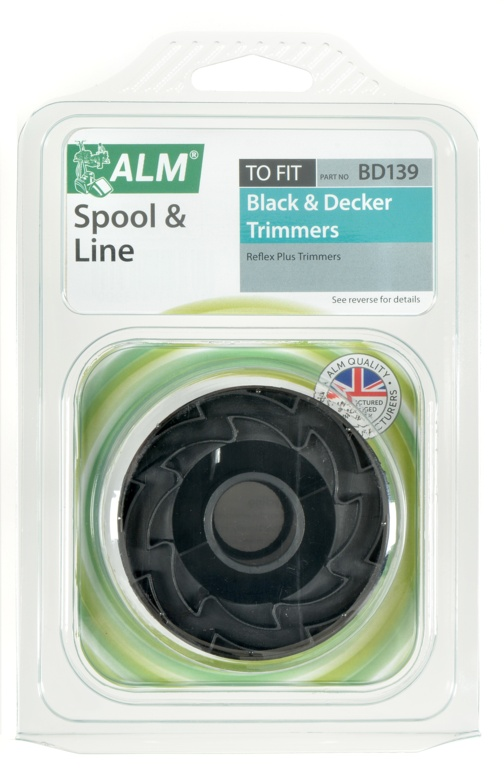 ALM Spool & Line - Fits Reflex Plus Machines
