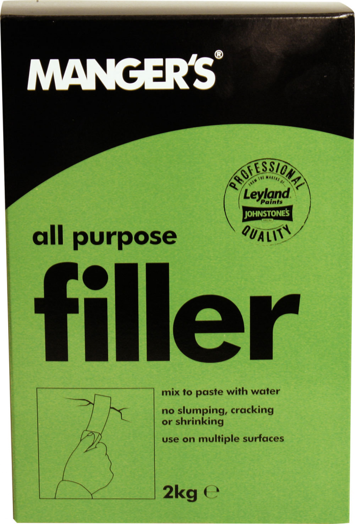 Mangers All Purpose Powder Filler - 2kg
