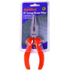 SupaTool Long Nose Plier - 6� (150mm)