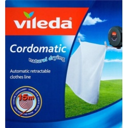 Vileda Cordomatic Washing Line Single