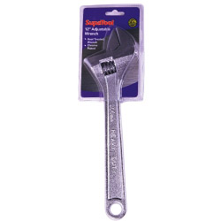 "SupaTool Adjustable Wrench - 12""/300mm"