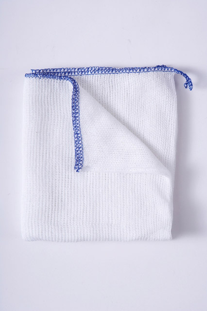 Bleached Dish Cloth Pack 10 - 18 x 15