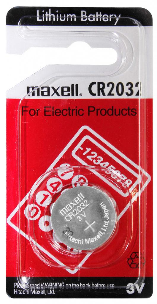Maxell Lithium CR2032 - 2032