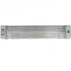 """Dencon Single Tube 12V 12"""" Fluorescent Light"""