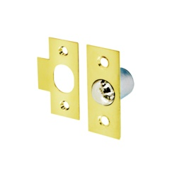 Securit Bales Catch Brass Plated 19mm S5424