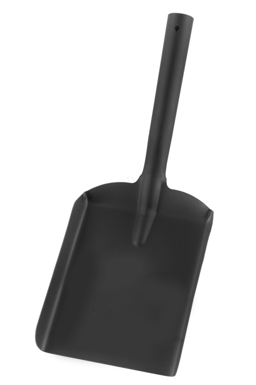 Hearth and Home Black Metal Shovel - 6""