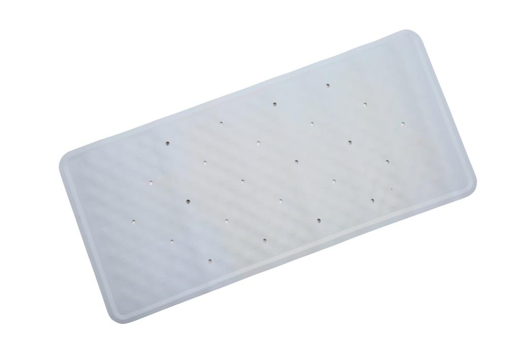 Croydex Basics Rubber Bath Mat - Blue