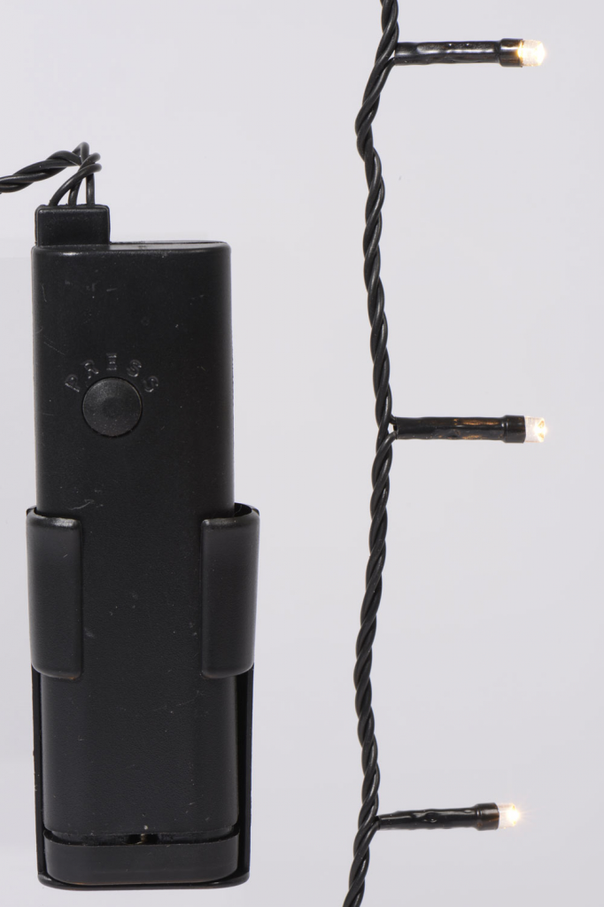 Kaemingk LED Durawise Outdoor Twinkle Lights 1.7m - 24 Bulb Warm White