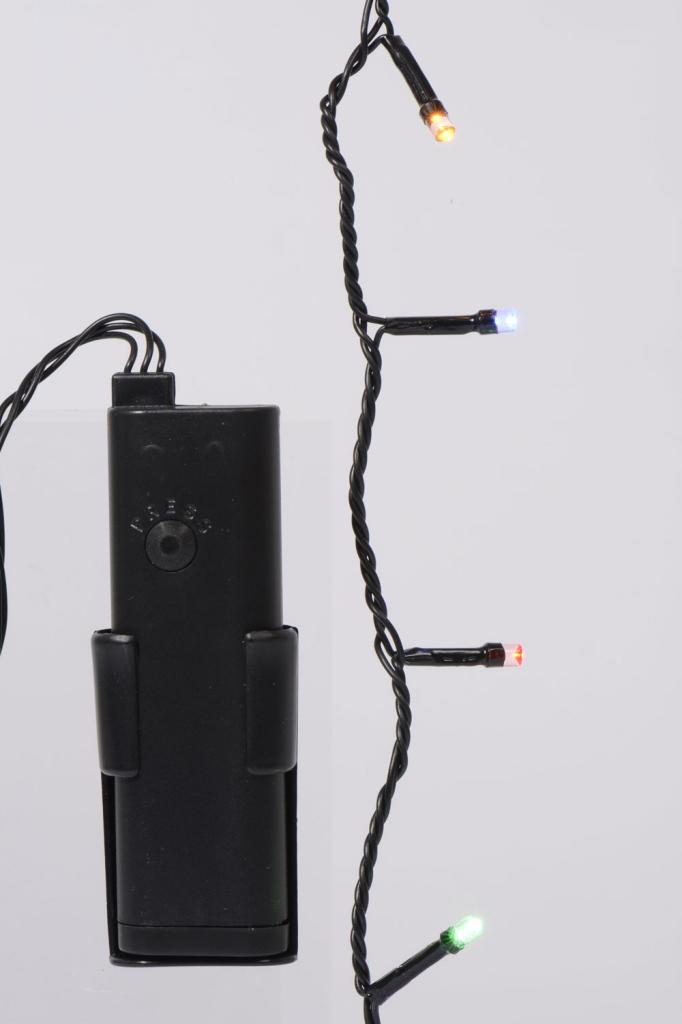 Kaemingk LED Durawise Outdoor Twinkle Lights - 24 Bulb Multi